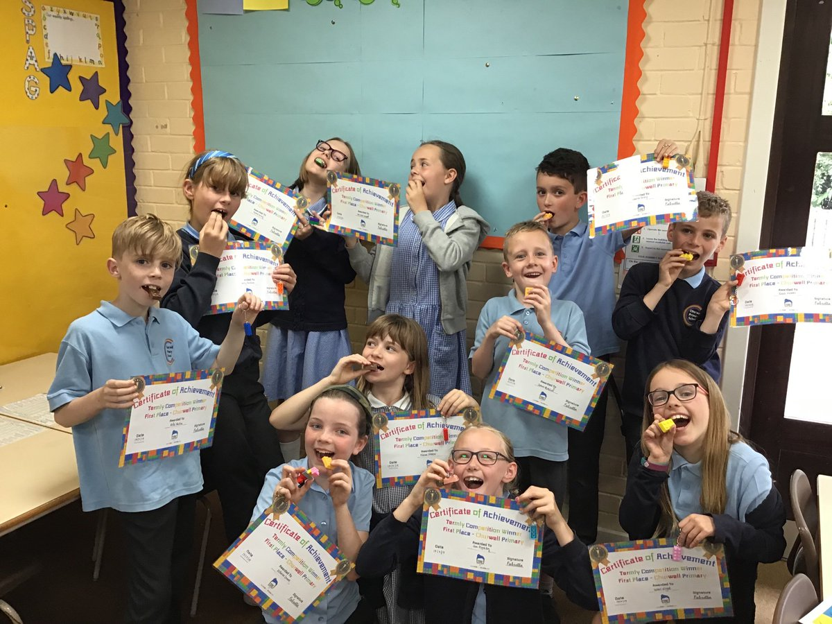 Our Lego club achieved the highest number of points on the @tweetsandbricks challenges- they received a certificate, Lego key ring and some Lego brick chocolates! Well done Team Lego!