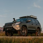 Image for the Tweet beginning: To the adventurous GX #offroad
