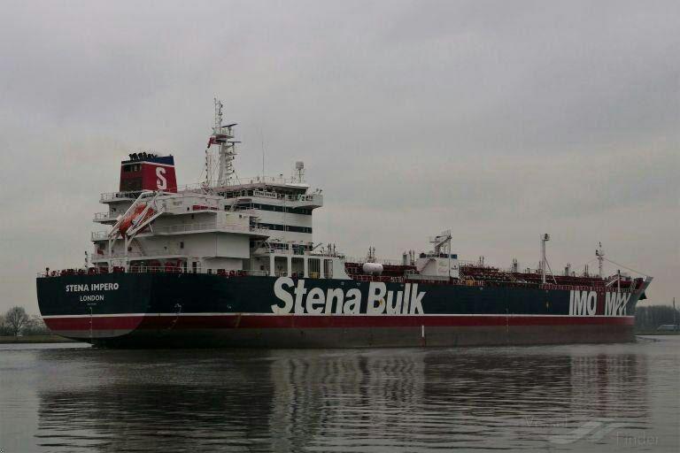 HITNO: Iran zaplijenio 2 britanska tankera. Izgleda da se radi o odgovoru na odluku o produljenu blokade iranskom tankeru 2
