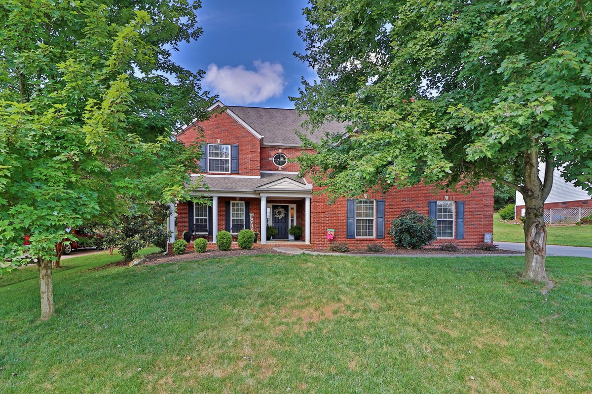 See a virtual tour of one of our newest #listings 12943 Peach View Drive #Knoxville #TN  http://tour.circlepix.com/home/HQ4PG4
