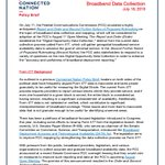 Image for the Tweet beginning: POLICY BRIEF: @FCC Releases Report