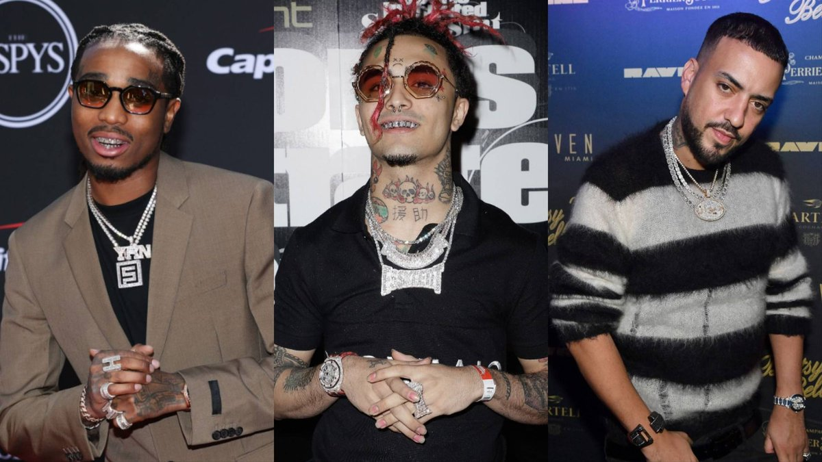 .@lilpump, @QuavoStuntin and @FrencHMonTanA come together on new choose-your-own-adventure song, #PoseToDo: https://on.mtv.com/2M5MV8d 🔥