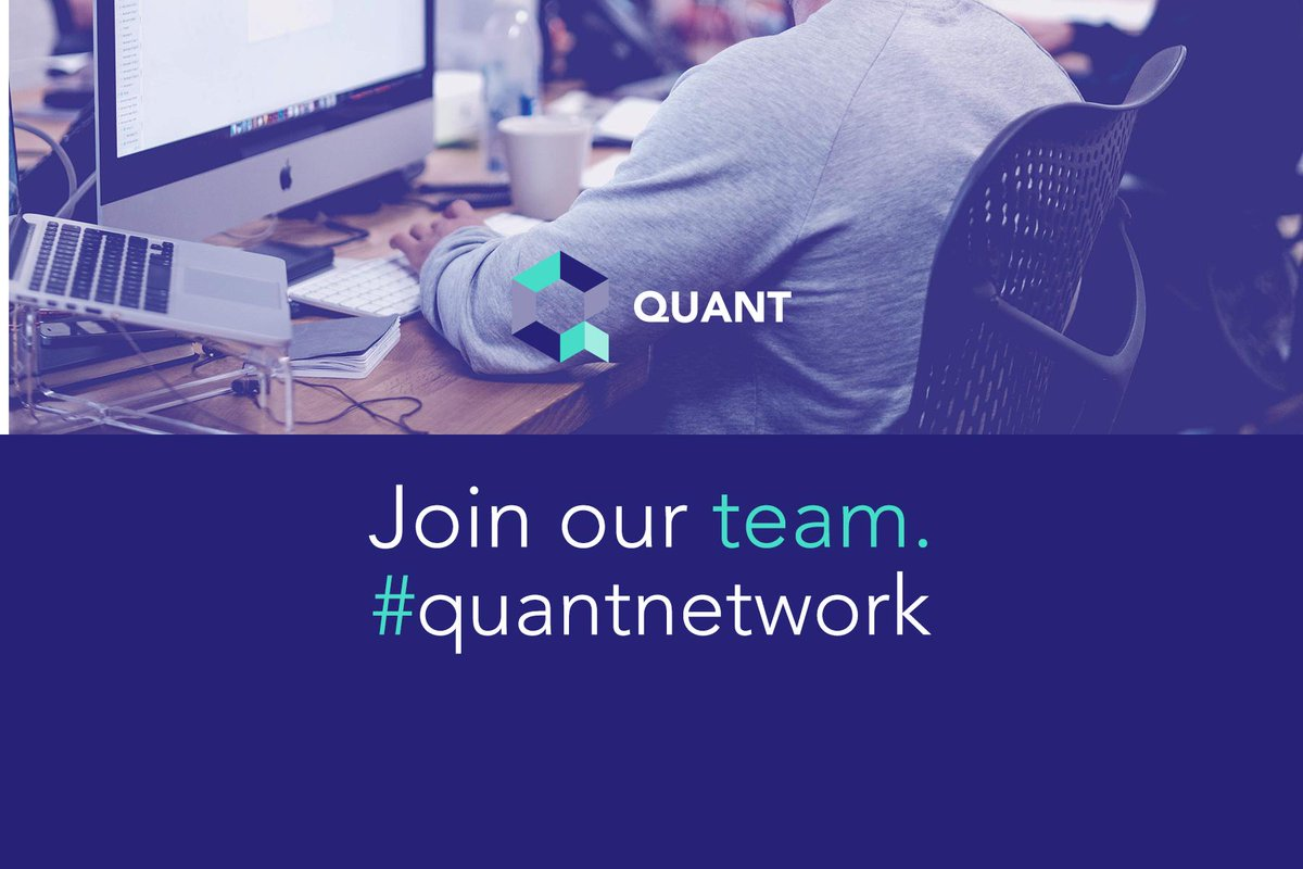 Tweet by @quant_network