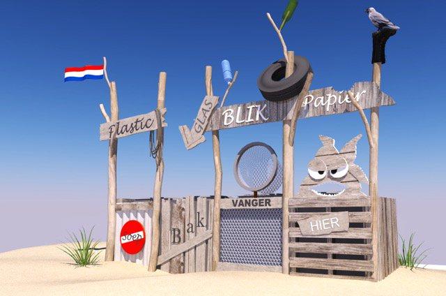 test Twitter Media - Nieuws bericht (Bijzonder afvalscheidingsstation op het Woerkumse strandje) geplaatst op Altena Regionieuws - https://t.co/DIfh5XC57g https://t.co/ocHWWZ8udn