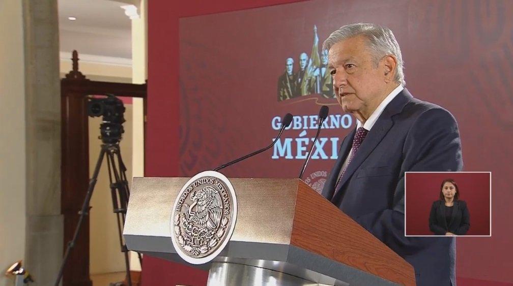 ¡Buenos días!  Les deseamos una productiva jornada; los invitamos a ver la #ConferenciaPresidente de este viernes 19 de julio de 2019.   Les compartimos el enlace: https://youtu.be/0KqIQq19fL0  #GobiernoDeMéxico