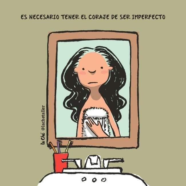 RT @ISBeauvoir: #BuenosYFeministasDías Así somos, y está bien 😉 #BuenViernes Vía @lachetaller https://t.co/kBu5Cir1nw
