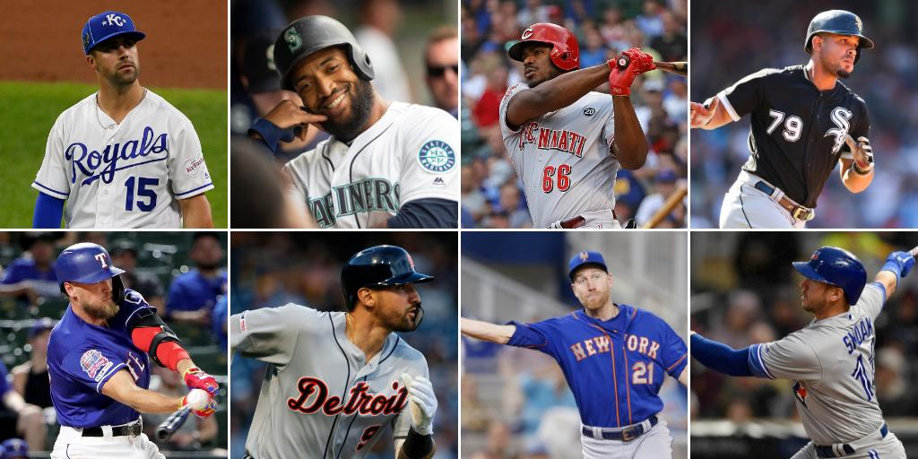 8 players the #Indians could target at the trade deadline (from @JamesRapien) bit.ly/30KoGQV
