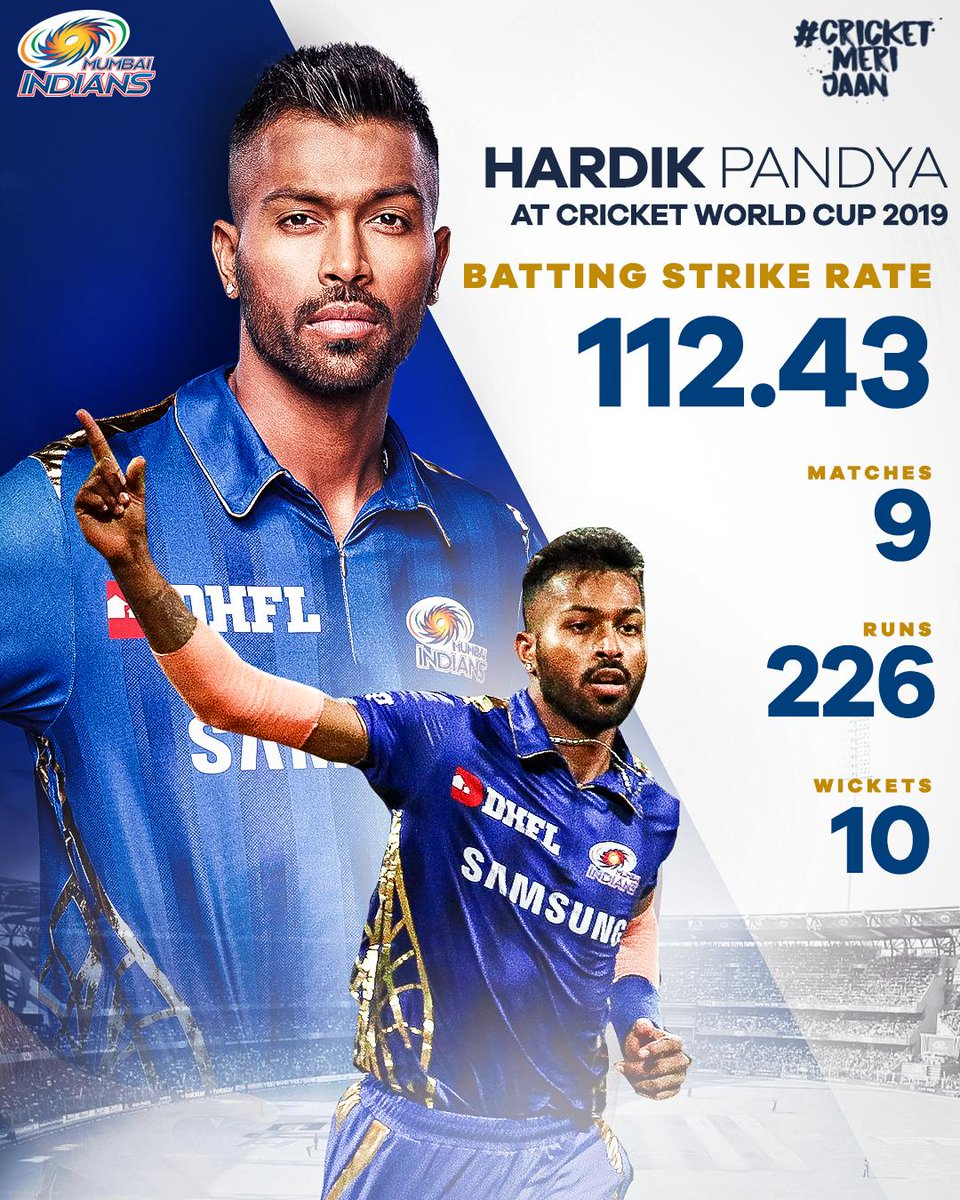 Striking with the bat and the ball 🔥How do you rate @hardikpandya7's performance on a scale of 1-10 ❓#CricketMeriJaan