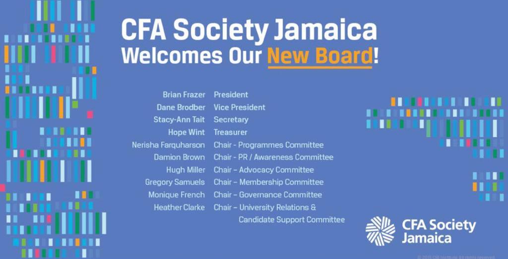 CFA Society Jamaica (@CFAJamaica) | Twitter