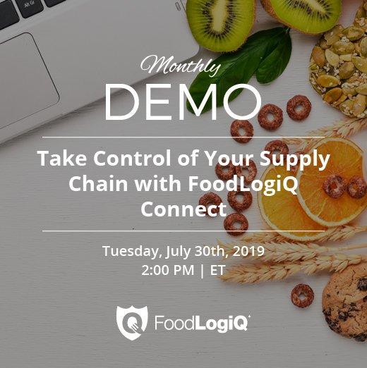 FoodLogiQ photo