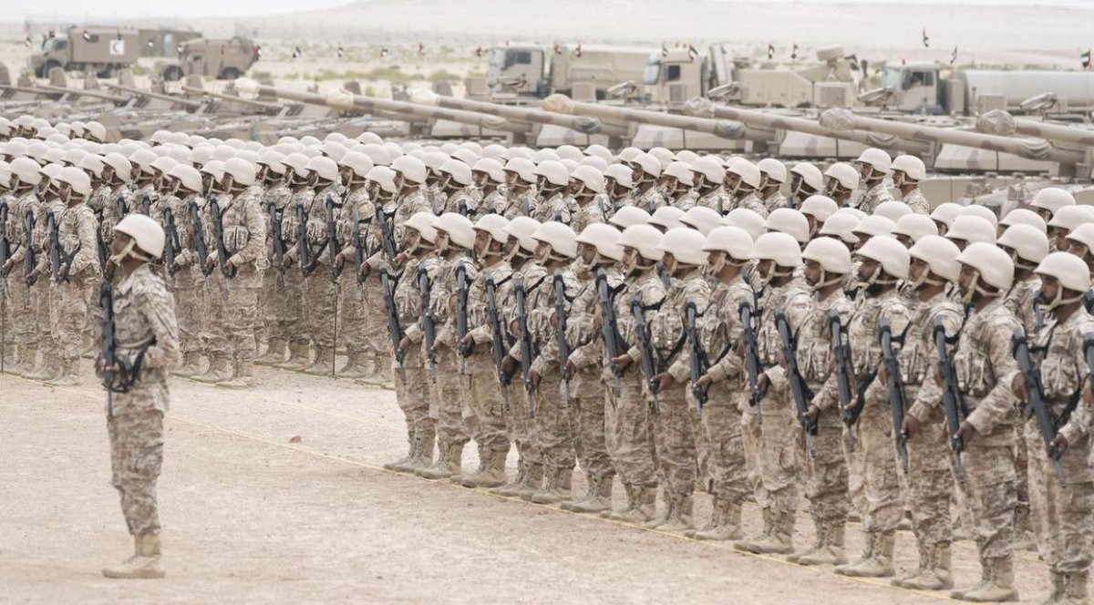 Hundreds of women from Asia and Africa to be trained by UAE Armed Forces as peacekeepers.https://www.thenational.ae/uae/government/hundreds-of-women-from-asia-and-africa-to-be-trained-by-uae-armed-forces-as-peacekeepers-1.887965…