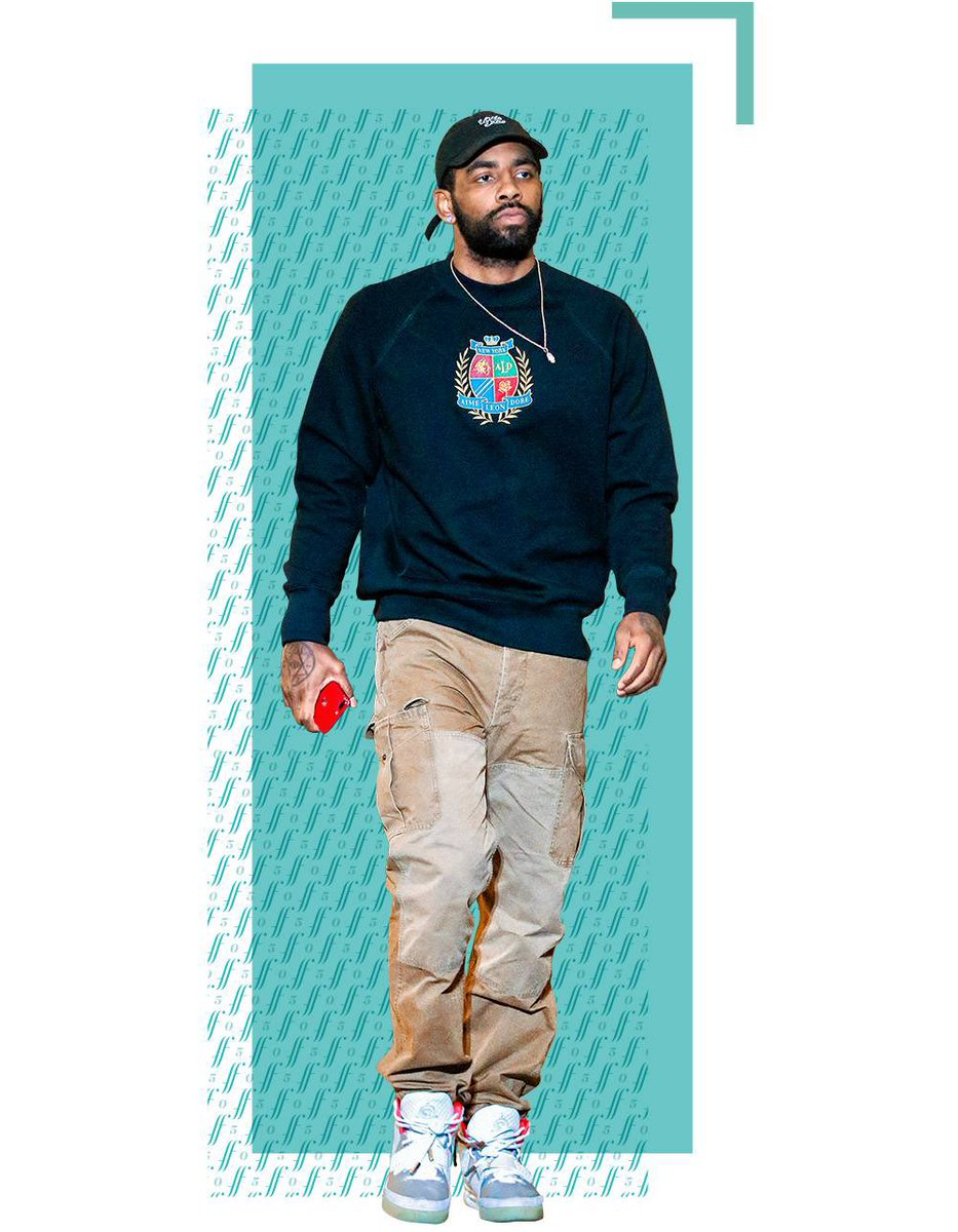 ICYMI: @KyrieIrving & @DeAndre cracked the SI #Fashionable50 List   💧: http://si.com/lifestyle/2019/fashionable-50#street-style-stars …