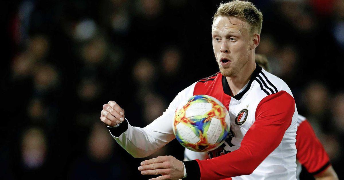 Jørgensen-nieuws nieuwe klap voor Jaap Stam. Geplaagd Feyenoord moet nu waarschijnlijk ook zijn spits een tijd missen. Lekkere voorbereiding zo voor Stam en zijn mannen.  #TSNL #voetbal #Eredivisie #sport https://www.telegraaf.nl/sport/944289801/jorgensen-nieuws-nieuwe-klap-voor-jaap-stam?utm_source=www.inoreader.com&utm_medium=referral&utm_content=/…