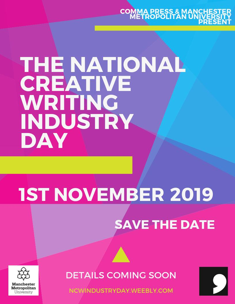 Were busy programming the National Creative Writing Industry Day 2019 so writers, mark your diaries for 1st November! If you want to get a taste for what the day involves, you can watch our interviews with industry professionals from previous years here: bit.ly/30Jf7Sm