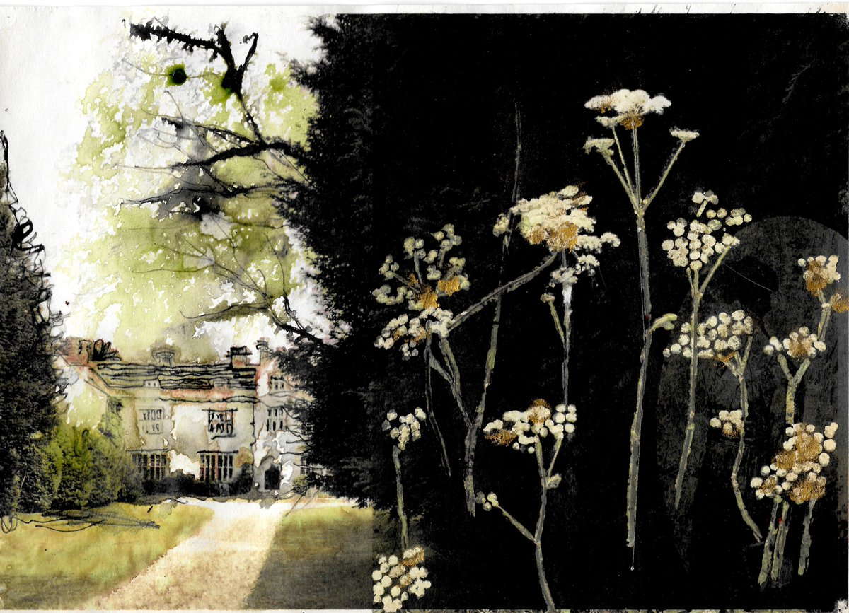 This is absolutely stunning! We're so delighted to be featuring your artwork in the autumn