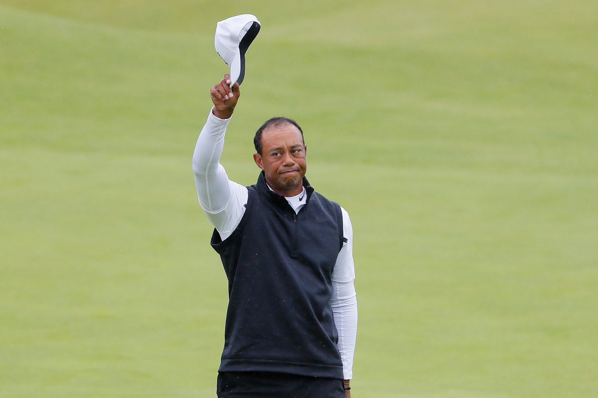 """Tiger Woods After Missing Cut At The Open: """"I Just Want To Go Home"""""""