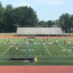 Image for the Tweet beginning: Stick Starz camp final day!