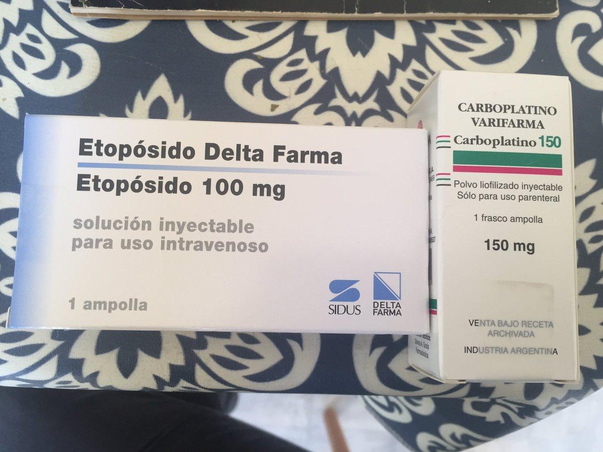 Mi viejo no llegó a la quimio y nos quedaron sus medicamentos. RT para que lleguen a quien los necesite.