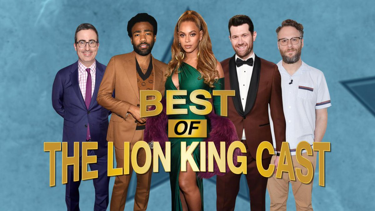 Image for the Tweet beginning: #TheLionKing is here! Okay lions,