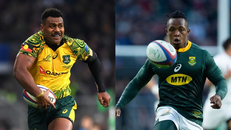 test Twitter Media - Vote for your combined South Africa/Australia XV ahead of Saturday's Rugby Championship clash: https://t.co/hCrBvgAdnx https://t.co/xPPfXgLNbn