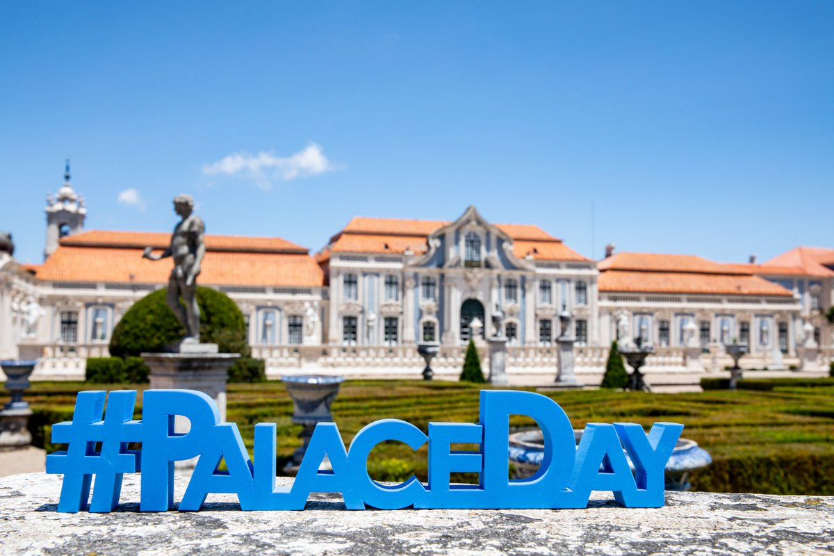 #PalaceDay 2019 Historical Gardens in the Royal Residences of #Sintra<br>http://pic.twitter.com/Z1lKx9Q3QT