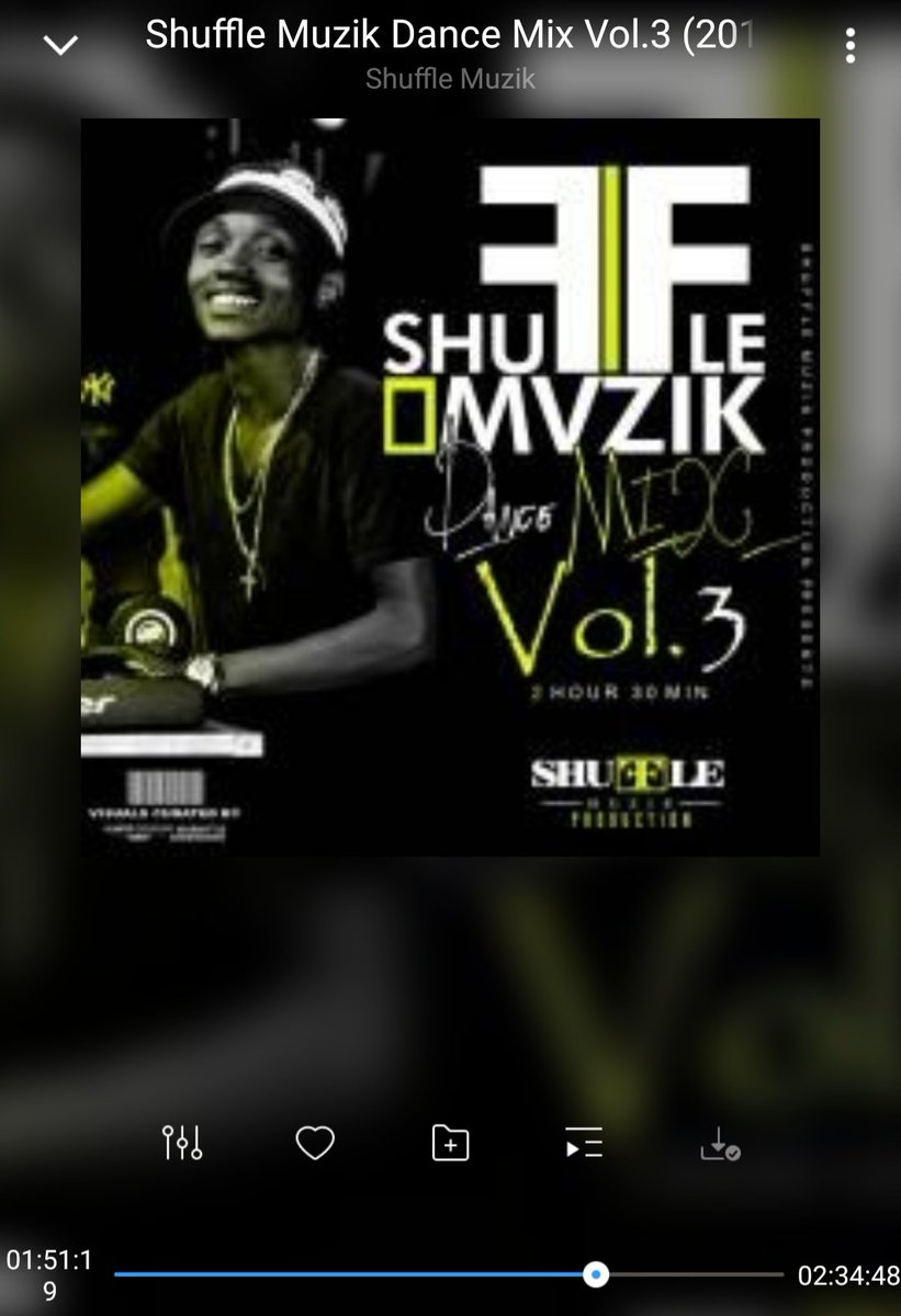 Shuffle MrTanqueray - @ShuffleDeejay Twitter Profile and Downloader