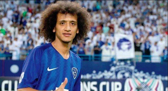 """نادي #الهلال: إيقاف التفاوض مع اللاعب عمر عبدالرحمن """"عموري"""" لعدم رده على العرض المقدم له."""