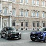 Image for the Tweet beginning: The #MaseratiLevanteTrofeo and #MaseratiLevanteGTS are