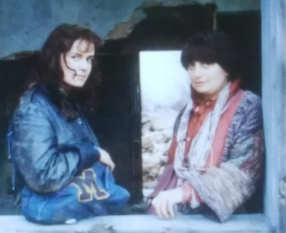 I watched #SansToitNiLoi #Vagabond Dir #AgnèsVarda, inspired by true events. 1985 #FestivaldiVenezia #LeonedOro #SandrineBonnaire #César #MeilleureActrice 18 year old woman was withering in ditch of vineyard in winner. She rejected burdensome helps. #SansFoiNiLoi No Sky No Land<br>http://pic.twitter.com/1BL4OjitJN