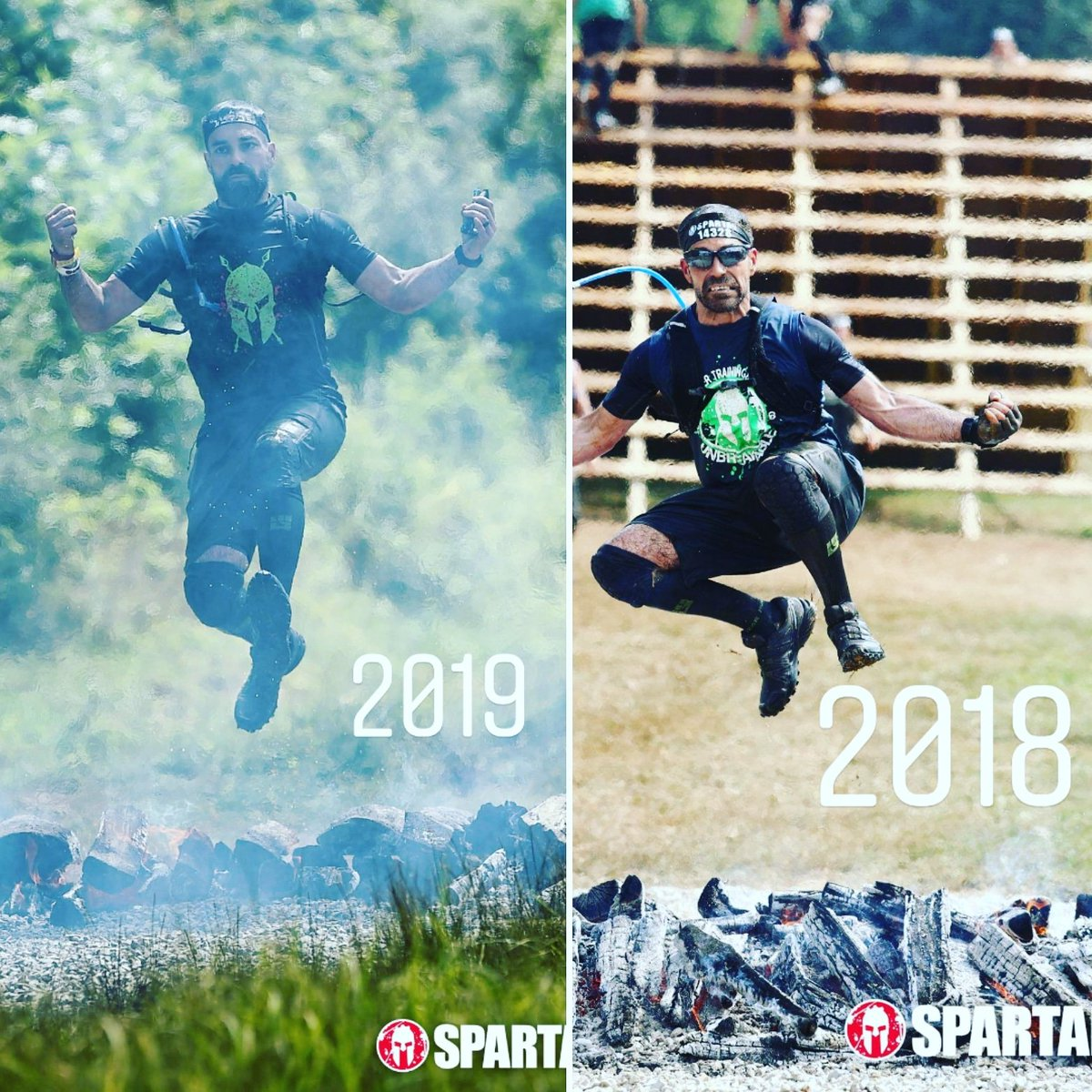 One of my favorite fire jumps is at Palmerton because of the challenging venue  #firejumpfriday #FlashBackFriday #spartanrace #spartansprint #spartansuper #spartanbeast #spartanultra #trifectatribe #spartantraining #spartanarmy2019 #spartanup #spartanstrong #OCR#obstaclecourse