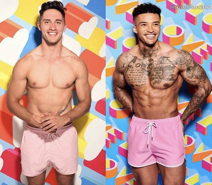 Who's Amber gonna pick? 💭 Reply with your prediction for the chance to win 50 MG dollars 👀🌴💰 RT for an extra entry... #LoveIsland