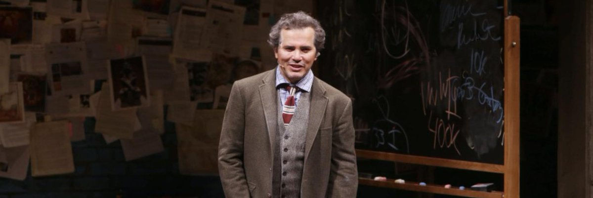 WATCH: @JohnLeguizamo stops by @LateNightSeth to talk about his recent performance of Latin History for Morons on Rikers Island bit.ly/john-leguizamo…