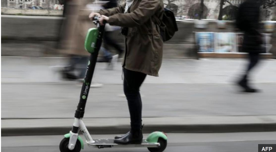 What are the rules on using electric scooters in the UK, and how safe are they to use?  🛴👉http://bbc.in/32yrT83