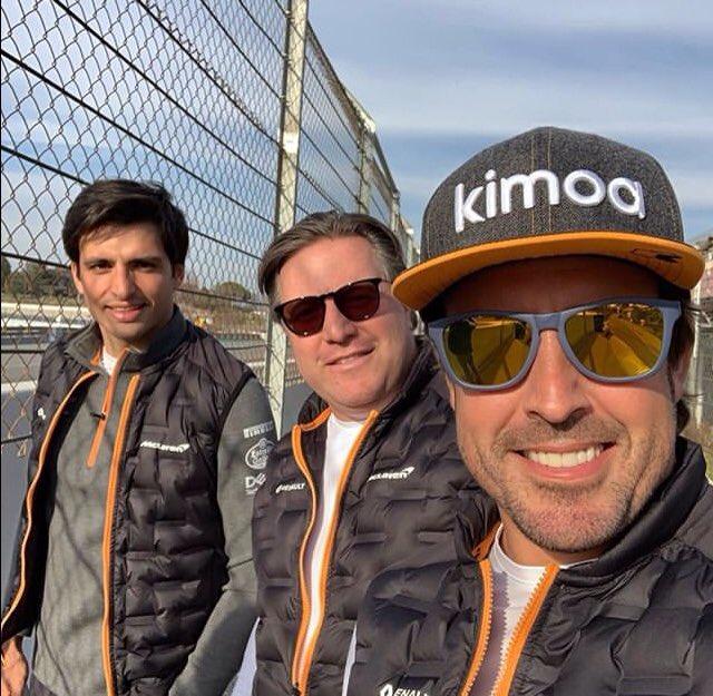 """#Oficial #Alonso no correrá #F1 el año #2020 """"No tengo ningún interés en regresar a la fórmula uno el próximo año, ahora mismo hago lo que me hace feliz"""""""