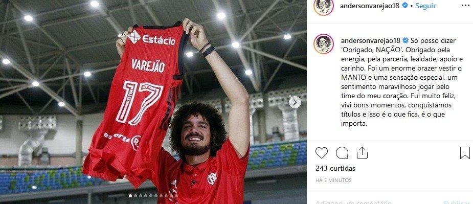 @venecasagrande's photo on Varejão