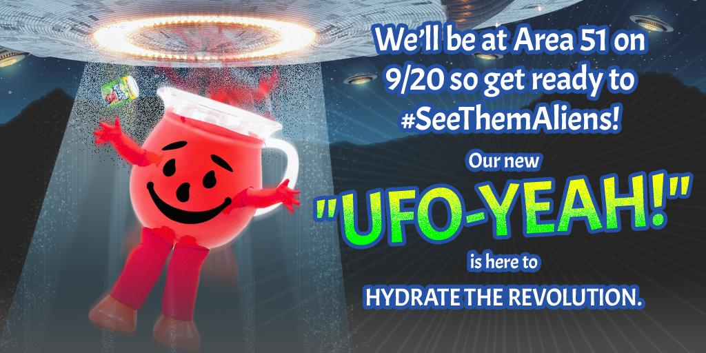 OH YEAH!! #SeeThemAliens #Area51Raid #ItsOfficial