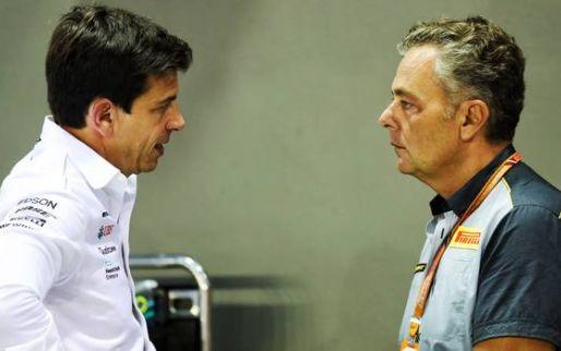 Volgens Mario Isola is input van de teams uiterst belangrijk #MarioIsola #Formule1 : http://bit.ly/2GgTkt9