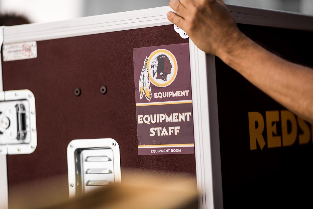 All packed up and ready for #SkinsCamp