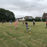 Image for the Tweet beginning: Year 6 leavers party fun