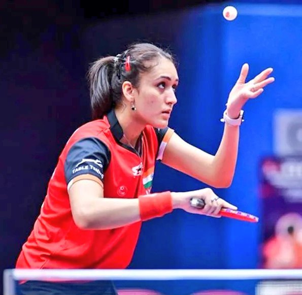 Congratulations to Indian women's #TableTennis team comprising @manikabatra_TT #ArchanaKamath, #MadhurikaPatkar, #SuthirthaMukherjee, #AykikaMukherjee on winning the Commonwealth C'ships in Cuttack for 1st time. I couldn't attend the Finals due to the Parliament Budget Session.