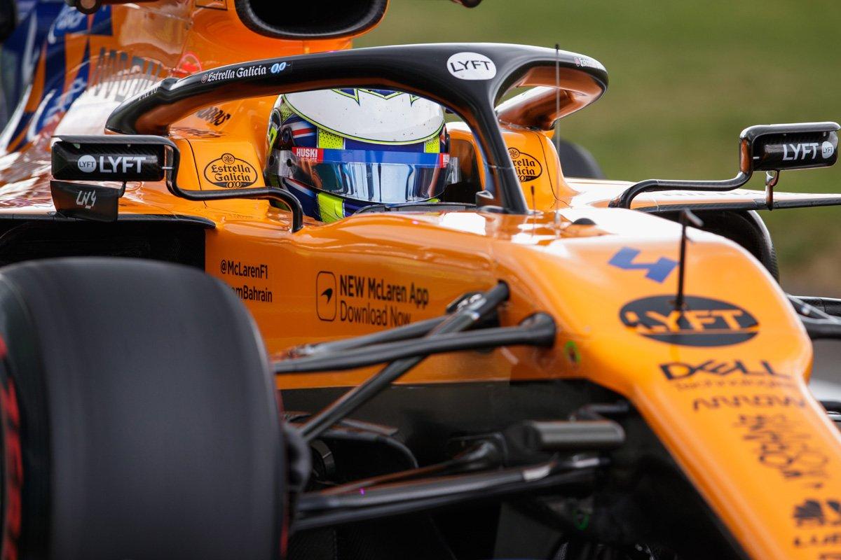 "【F1-Gate】 ルイス・ハミルトン、古巣マクラーレンの2019年の進歩とノリスを称賛: ルイス・ハミルトンは、古巣マクラーレンの2019年シーズンの印象的な進歩を""素晴らしい""と称賛する。… http://dlvr.it/R8l5g1 #F1JP"