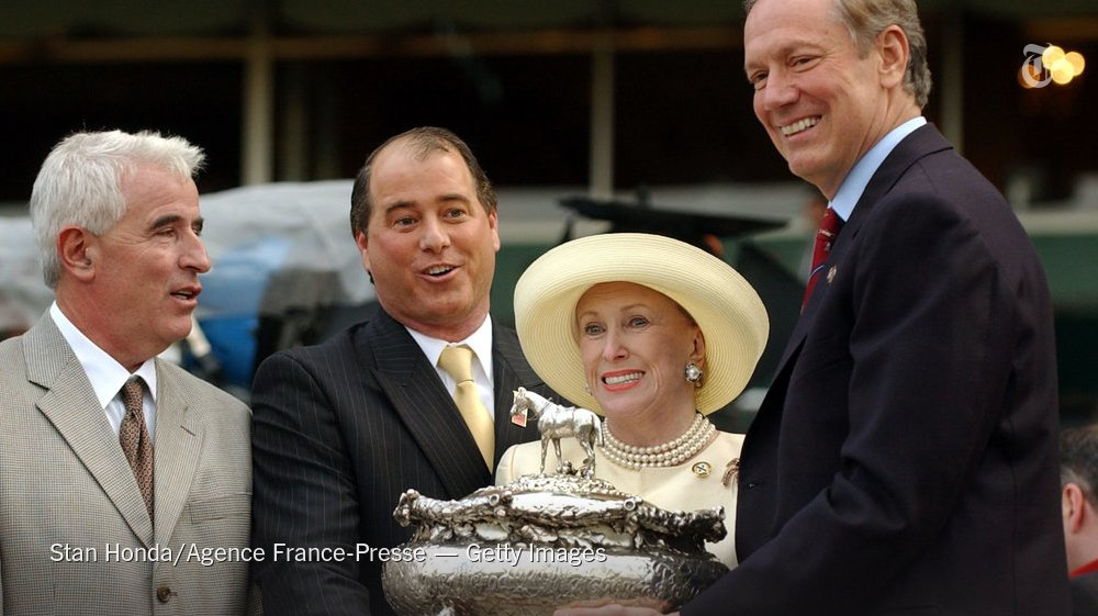 Marylou Whitney, the widow of Cornelius Vanderbilt Whitney — businessman, film producer, philanthropist, horse breeder, polo player — was a tireless society hostess, a patron of the arts and the author of three cookbooks. She died at 93. https://nyti.ms/32ESBMf