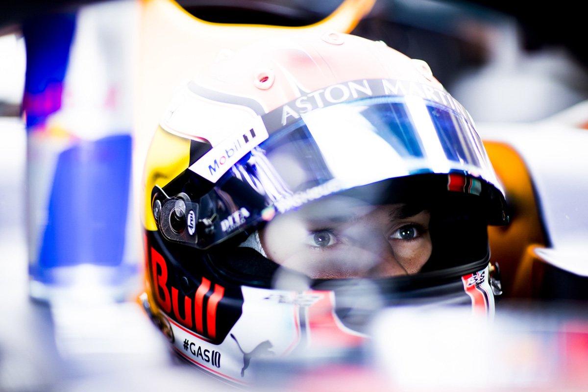 【F1-Gate】 ピエール・ガスリー 「シルバーストーンの勢いをF1ドイツGPでも続けたい」: レッドブル・ホンダのピエール・ガスリーが、2019年のF1世界選手権 第11戦 ドイツGPへの意気込みを語った。… http://dlvr.it/R8l2dp #F1JP