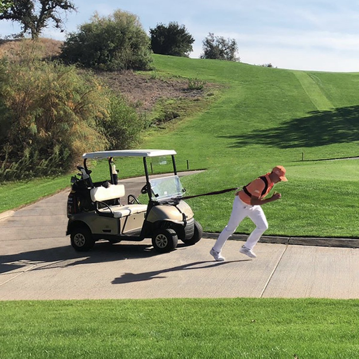 Getting the coverage you want shouldn't be as hard as Rickie Fowler's workouts. Let me help do some of the heavy lifting. Give me a call today. https://t.co/7Py0rSdPmJ