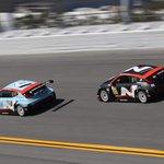 Image for the Tweet beginning: This IMSA race season, rivalries