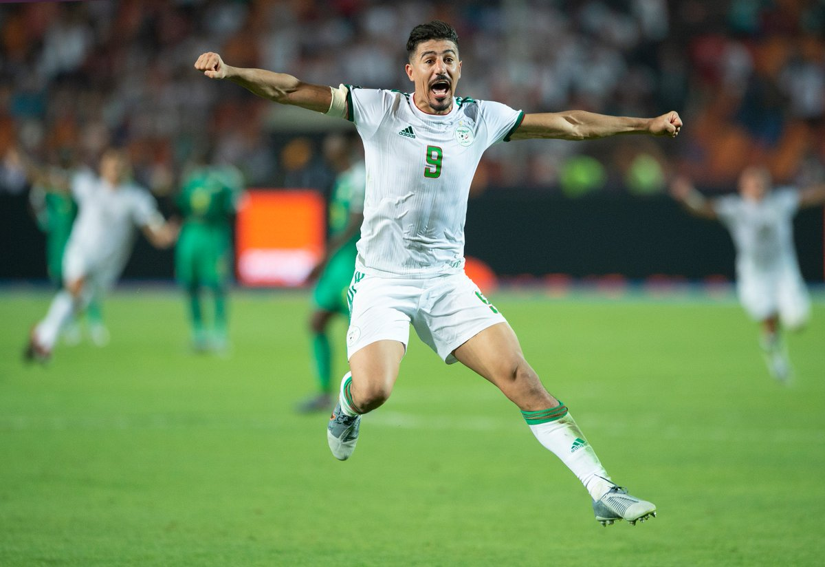 ICYMI 👀  🇩🇿@LesVerts are champions of Africa!  Get your #AFCON2019 final highlights right here 👇