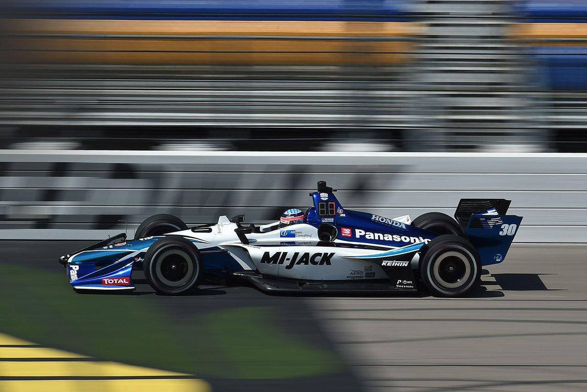 【AUTOSPORT web】 琢磨は予選で好位置/【順位結果】インディカー・シリーズ第12戦アイオワ予選総合結果: … http://dlvr.it/R8l5TC #F1JP