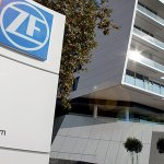 Image for the Tweet beginning: Six automakers and supplier ZF