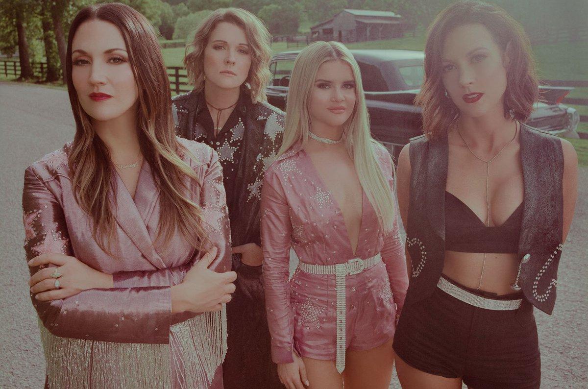 .@TheHighwomen supergroup release debut single 'Redesigning Women': Watch the all-star video https://blbrd.cm/9w03Mk