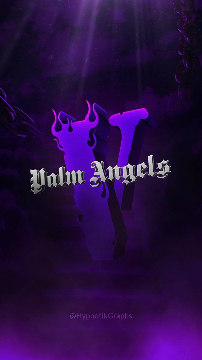 Vlone X Palm Angels Wallpaper Descarga